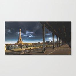 We'll always have Paris... Canvas Print