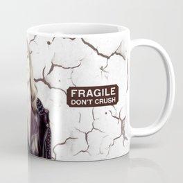 Fragile, don't crush - MUG Coffee Mug