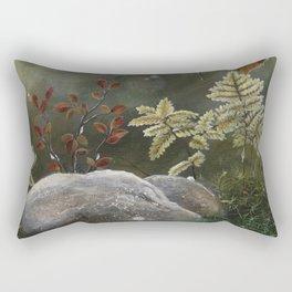The Big Sleep Rectangular Pillow