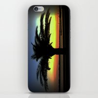 palm iPhone & iPod Skins featuring Palm by Chris' Landscape Images & Designs