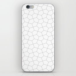 Fracture (from Subtraction Records archives) iPhone Skin