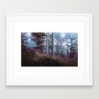 wanderlust Framed Art Prints featuring Wanderlust by StayWild