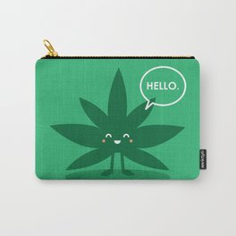 Helloweed Carry-All Pouch