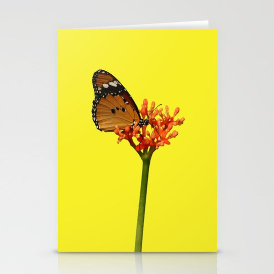 African Monarch Stationery Cards