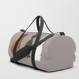 Dogs Dogs Dogs Duffle Bag