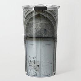 THE DOOR OF LAUSANNE Travel Mug