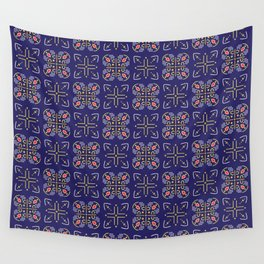 Royal [abstract pattern A] Wall Tapestry