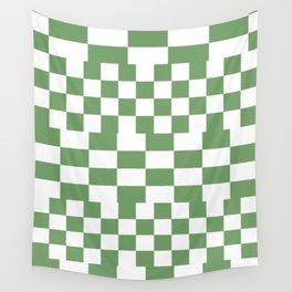 Checkered  Wall Tapestry