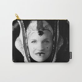 Cecile is the Queen Carry-All Pouch