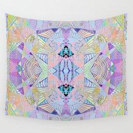 PASTELS BALANCED Wall Tapestry