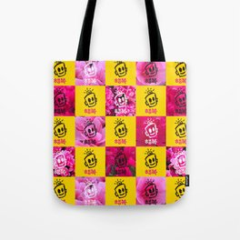 HAPPY Korean Tote Bag