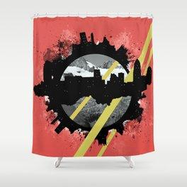 The Event Horizon Shower Curtain