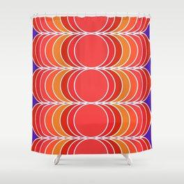 Solar Time Lapse Shower Curtain