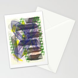 Revitalization Strategy Declared a Success Stationery Cards