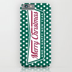 Have A Merry Krispy Christmas Slim Case iPhone 6s