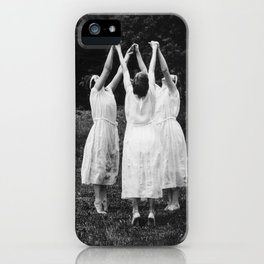 Women's Suffrage Pagent, 1920s iPhone Case