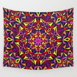 Radiant Star Wall Tapestry