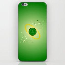 Jupiter Power iPhone Skin