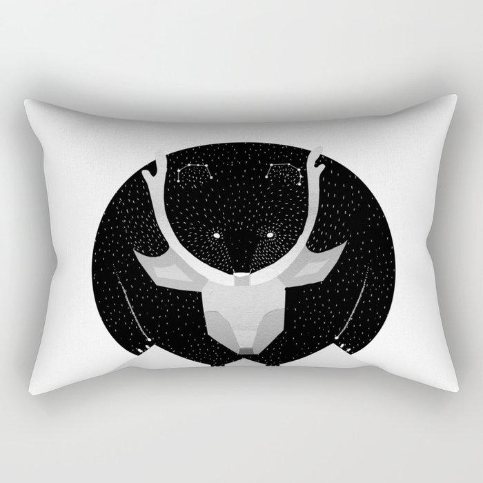 Find the Great Bear Rectangular Pillow