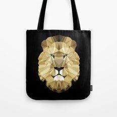 Polygon Heroes - The King Tote Bag