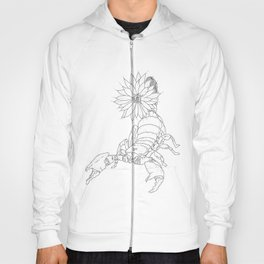 Poison you with flowers and love Hoody