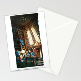 Read at your Own Risk Stationery Cards