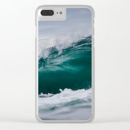 Stuck on the Boil Clear iPhone Case