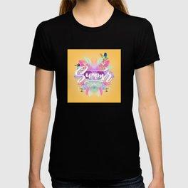 Pink Summer T-shirt