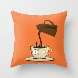 waKup Throw Pillow