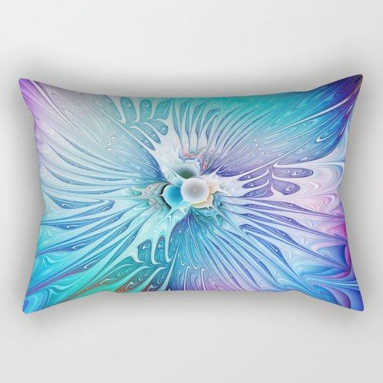 Cool Beauty Rectangular Pillow