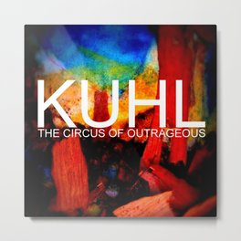Kuhl's Big Top Metal Print