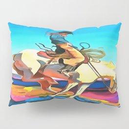 Cowboy Pillow Sham