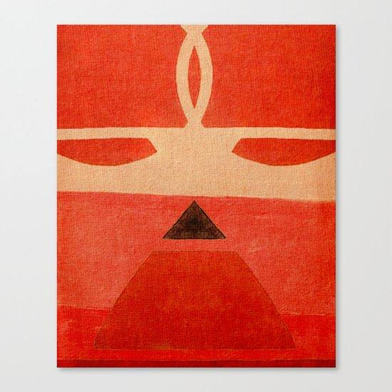 Lucha Libre Mask 1 Canvas Print