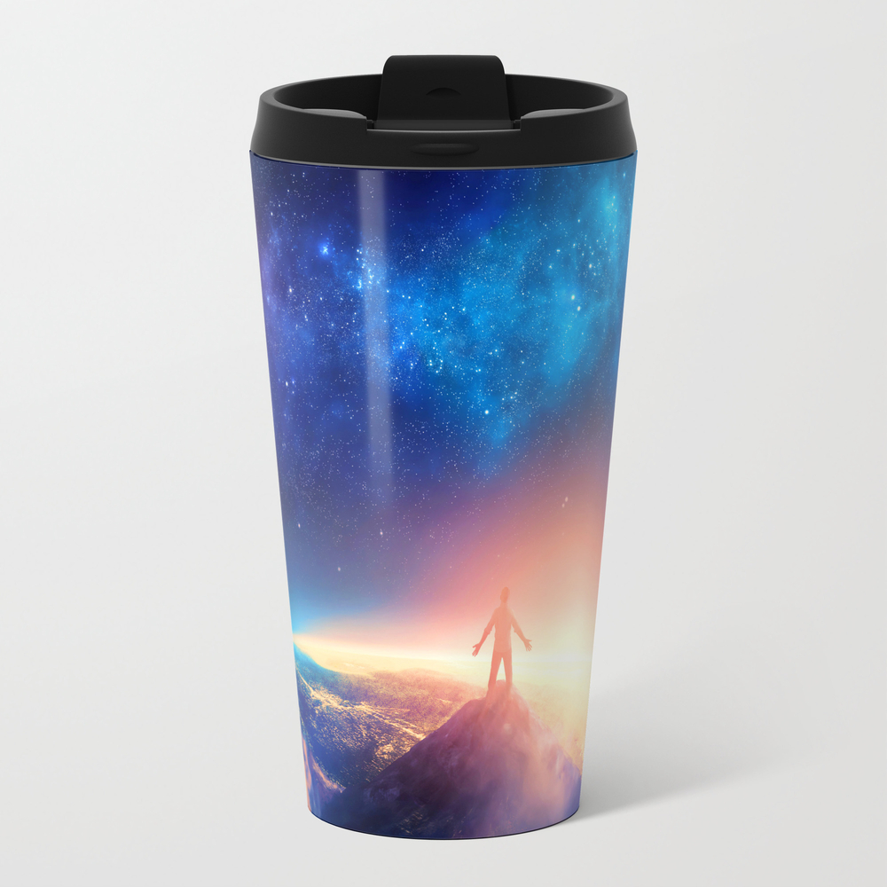 Unstoppable Man Travel Cup TRM7934915
