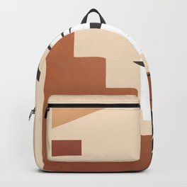 Abstract Elements 19 Backpack