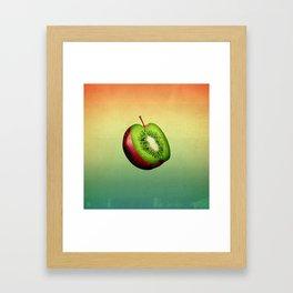 Acclimatization Complete Framed Art Print