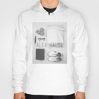 alex vause Hoodies featuring If I Were Alex Vause (2) by Zharaoh