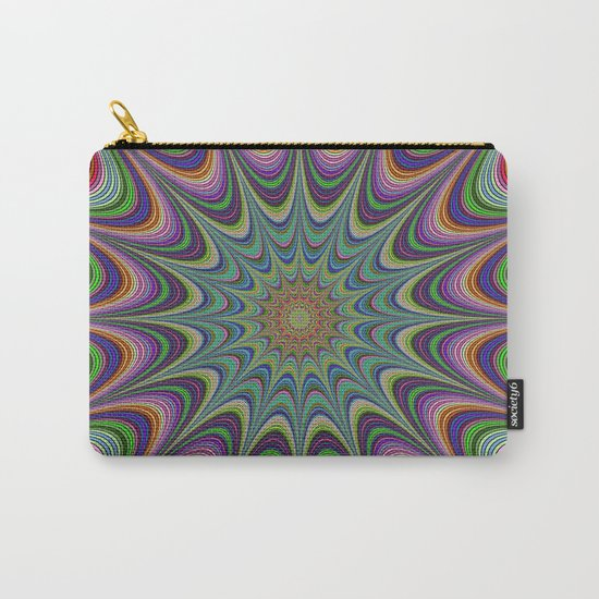 Vivid star Carry-All Pouch