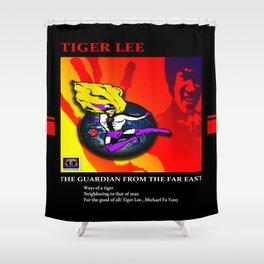 TIGER LEE Shower Curtain