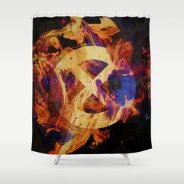 X-Legion Shower Curtain