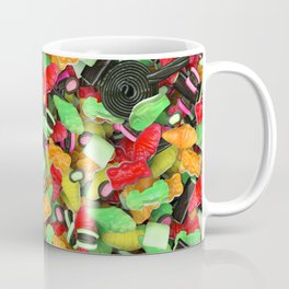 Candy 8 Coffee Mug