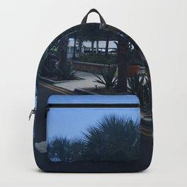 Inside Nassau Backpack