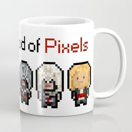 Brotherhood of Pixels Coffee Mug