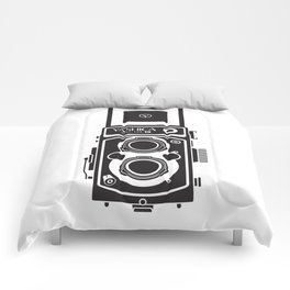 Yashica Mat 124G Camera Comforters