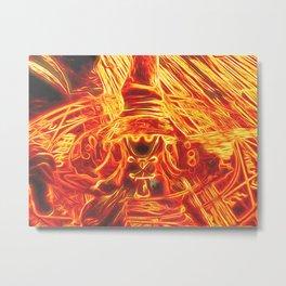 Incendium Waltz Metal Print