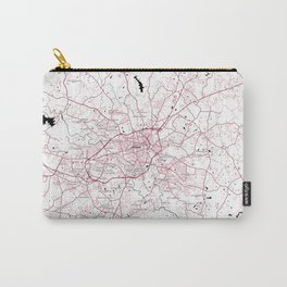 FanMap   NCAA UGA #06 Carry-All Pouch
