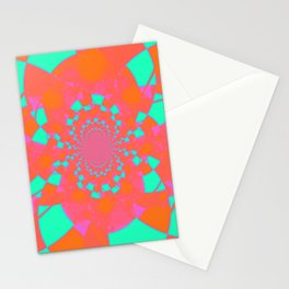 loud confusion Stationery Cards