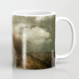 Once upon a time... The lone tree. Coffee Mug