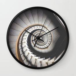 Form A Circle Wall Clock