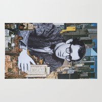 manhattan Area & Throw Rugs featuring Manhattan by John Turck